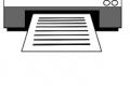 Indovinello: una stampante e la sua cartuccia...