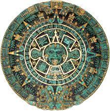 Foto gratis: calendario, azteco
