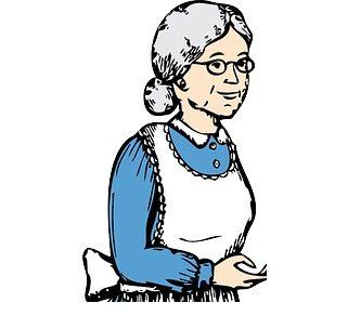 La vecchia nonna Belarda ha lasciato metà dei suoi soldi…